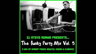 The Funky Party Mix Vol. 5
