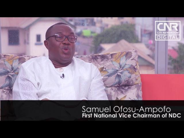Samuel Ofosu Ampofo calls for a stop to vingilantism