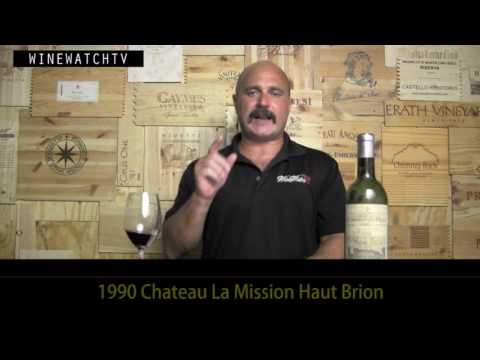 What I Drank Yesterday  La Mission Haut Brion Tasting at Wine Watch Wine Bar - click image for video