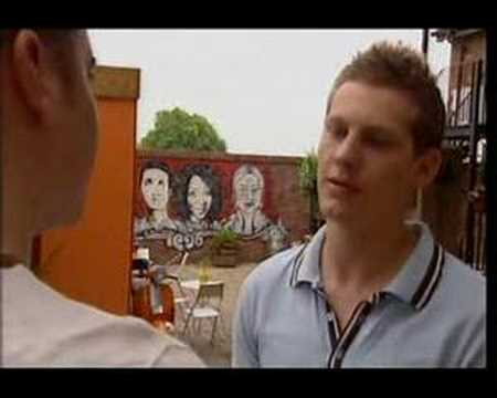 Hollyoaks - John Paul/Craig - 14/08/2007