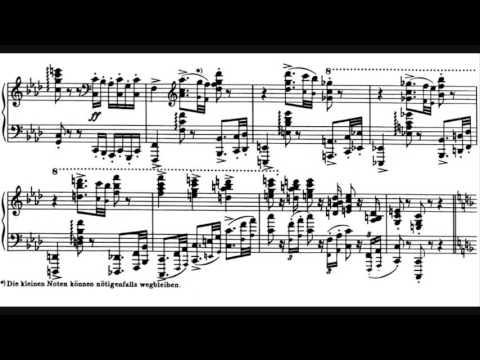 Johannes Brahms - Piano Sonata No. 3