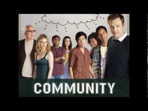 Community Theme With Lyrics-(At Least It Was Here By The 88) SAVE COMMUNITY