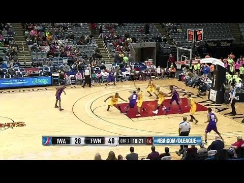 Marquis Teague - Highlights of 2013-14 NBA D-League Season