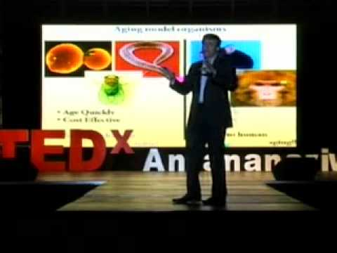 TEDxAntananarivo - Dr Brian K. KENNEDY - Aging: a major risk ...