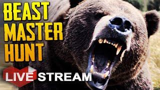 Far Cry Primal Gameplay: Taming the Great Scar Bear | Beast Master HUNT | Live Stream