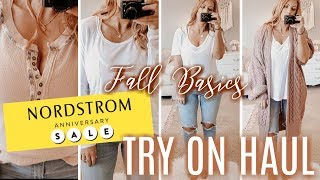 Nordstrom Anniversary Sale TRY ON Haul 2018