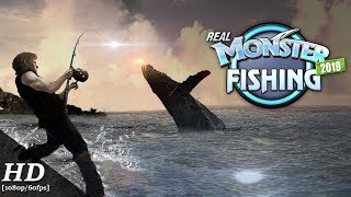 Monster Fishing 2019 Android Gameplay [60fps]