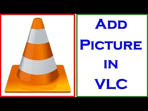 How To Add Picture On  Song I How To Add Picture In Vlc Media Player