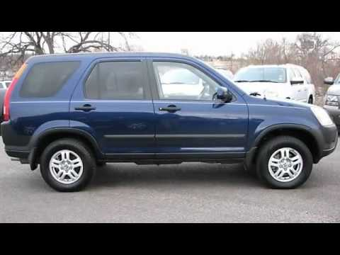 2004 Honda Cr V Carter County Dodge