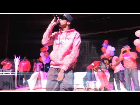 August Alsina - I Luv this Shit (LIVE AT THE MAGIC CITY CLASSIC)