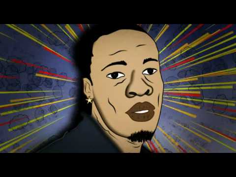 Africa rapper number one no.1 - MI ft. Flavour (animated 2011) 3D