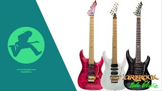 Edo widiz - artrock guitar edo widiz signature series & limited editon