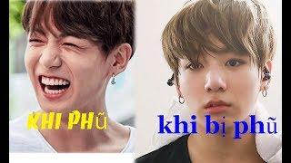 BTS funny moments # # KHI PHŨ VS BỊ PHŨ