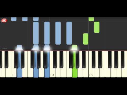 Gugur Bunga - Ismail Marzuki - Tutorial Piano