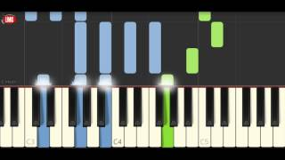 Video Gugur Bunga - Ismail Marzuki - Tutorial Piano download MP3, 3GP, MP4, WEBM, AVI, FLV Agustus 2018