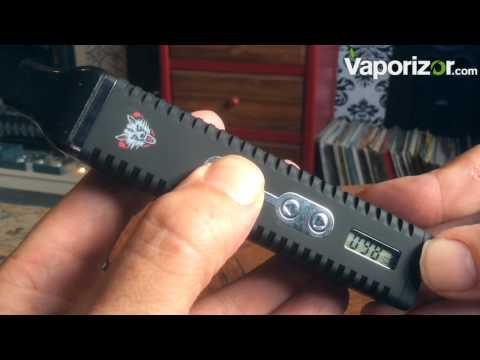 Wulf Vape Digital Portable Vaporizer Review