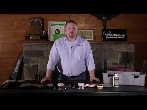 Traditions Firearms Video Series - How to Clean Your Traditions Break Action Muzzleloader