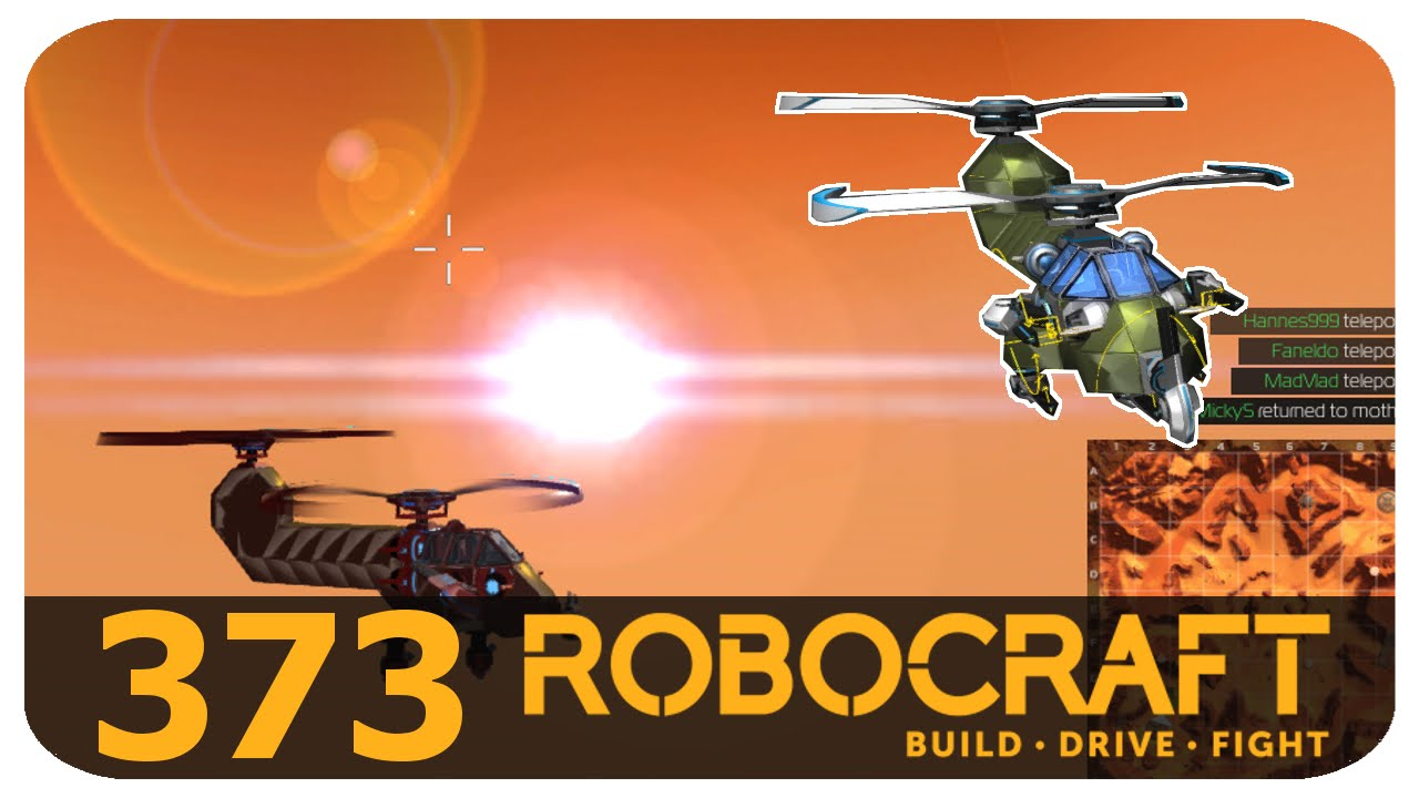 robocraft how to make a flyer tier 3