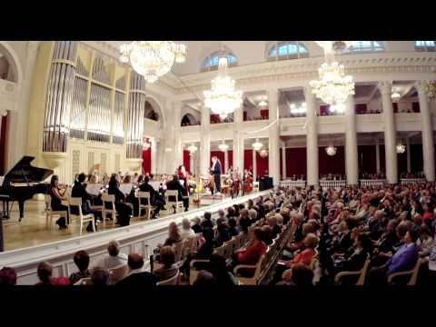 Концерт в честь юбилея Ирины Богачевой