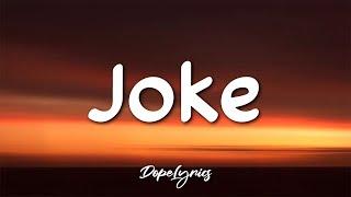Omri - Joke (Lyrics) 🎵