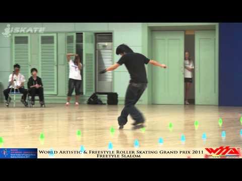 1st Kim Sung Jin   Shanghai Grand prix 2011