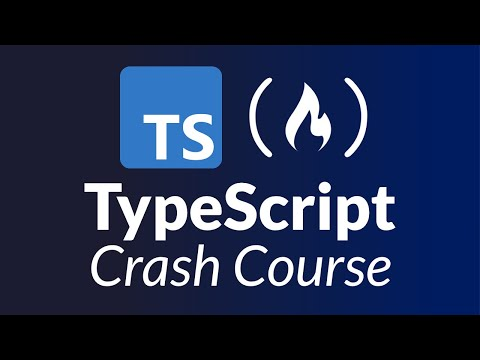 Learn TypeScript - Full Course for Beginners