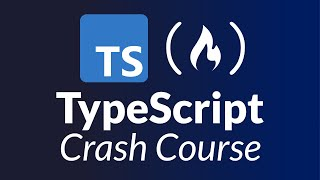 Learn TypeScript - Full Course for Beginners