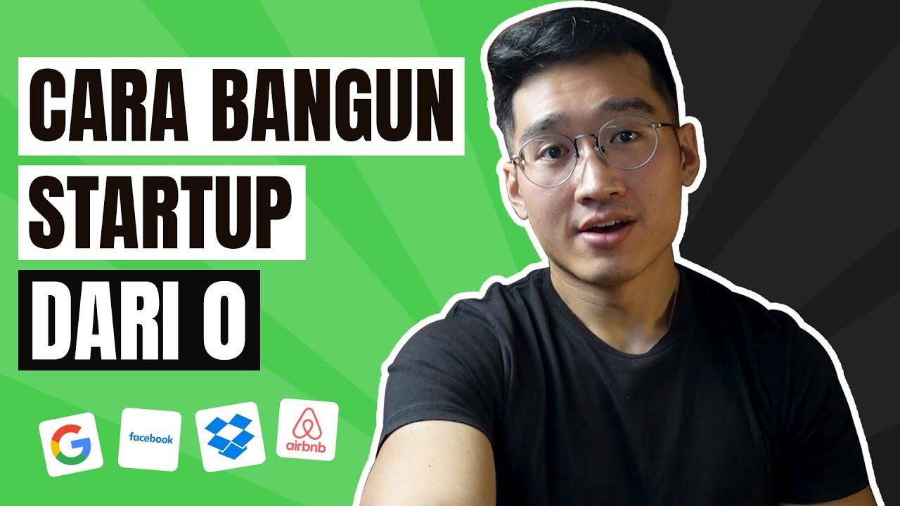Cara Bangun Startup dari Nol - Cari Investor?
