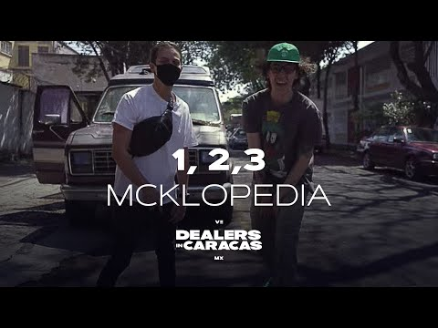 Mcklopedia & Orestes Gomez - 1, 2, 3 (Video Oficial)