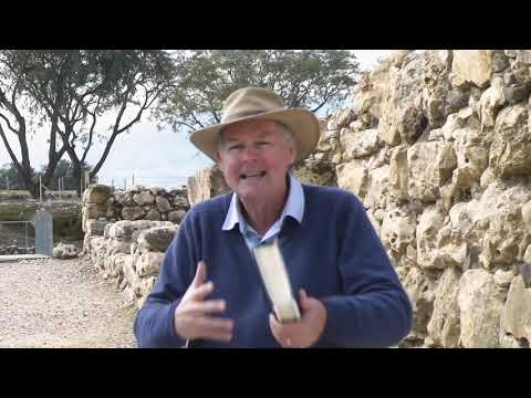 Tel Hazor, The Head Of All Those Kingdoms In Golan Heights With Dr. Garth Gilmour (FCF S10E1)