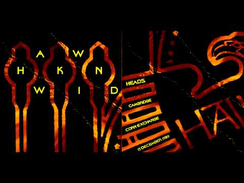 Hawkwind - The Cambridge Corn Exchange, 15th December, 1989