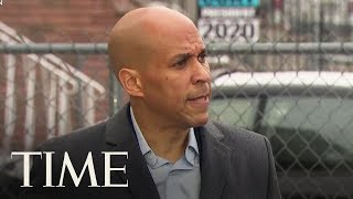 Cory Booker Makes An Appearance After Announcing His 2020 Bid For Presidency | TIME