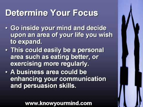 Energy Flows Where Your Attention Goes