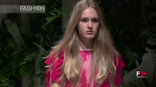 ANIYE BY Spring Summer 2019 Milan - Fashion Channel