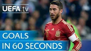 Ramos, Torres, Raúl: Goals from Spanish Stars