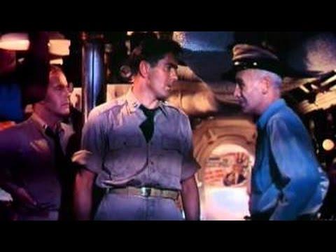 1943 CRASH DIVE TRAILER - TYRONE POWER, DANA ANDREWS
