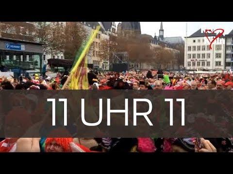 Radio Köln | 11:11 Uhr am Heumarkt