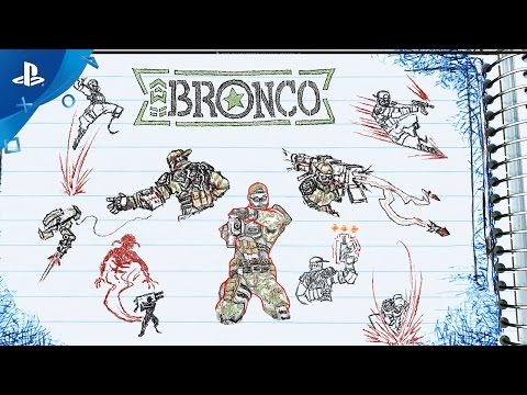 Drawn to Death - Bronco Highlight Trailer | PS4