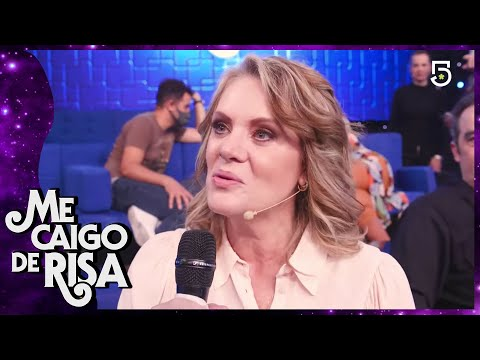 La reina del TikTok, Erika Buenfil, es parte de la familia disfuncional | Me Caigo De Risa