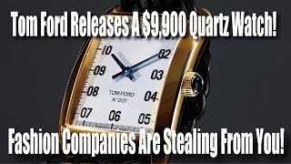 Fashion Companies Are Stealing From You!