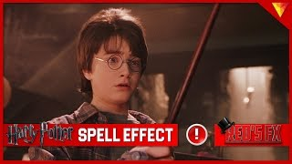 Harry Potter Spell Effect Hitfilm Express Tutorial | Red's Fx
