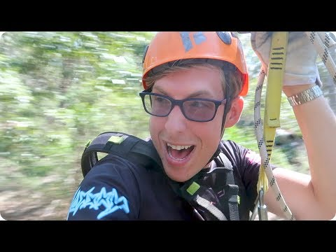 Ziplining in Gold Coast Australia