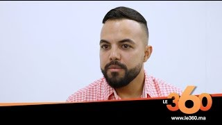 Le360.ma • أيوب الحومي: مسلسلات إللي تفرجو فيها مغاربة فيها إحاءات أكثر من أعمالي
