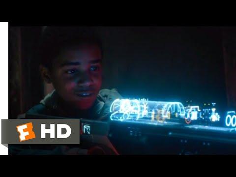Kin (2018) - The Laser Gun Scene (1/10) | Movieclips