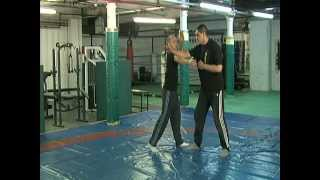 Martial Arts Haymaker Defense. For Use in Street Fights, Self Defence Or Kung Fu