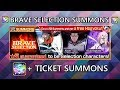 Bleach Brave Souls - Summon And Ticket Birthday edition