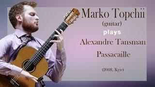 Alexander Tansman - Passacaille