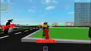 ROBLOX-Making Feuerwehrleute:D-WILDFIRES-MaghiGamer