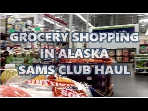 GROCERY SHOPPING IN