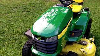 Things I hate about my John Deere X500